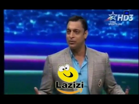 Golden Words of Shoaib Akhtar For Shahid Afridi