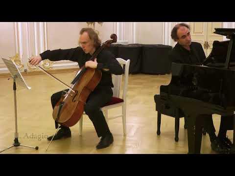 Franz Schubert - Arpeggione Sonata, D.821 (1824)