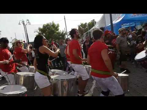 Let's dance to Afro-Brazilian beats to celebrate #CanadaDay #Canada150(1)