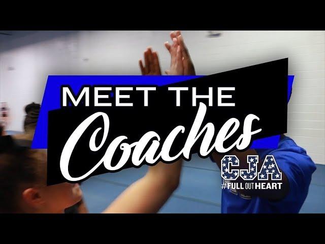 Meet The Coaches - Gina