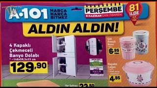 A101 8 Haziran 2017 Aktüel ürünler Kataloğu, 8-15 Haziran 2017 A101 aktüel ürünler