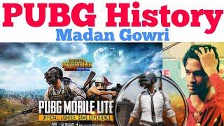 PUBG History | Tamil | Motivation | Madan Gowri