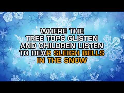 R & B Christmas - White Christmas (Karaoke)