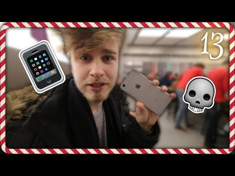 MIJN IPHONE IS KAPOT? - All These December Days #13