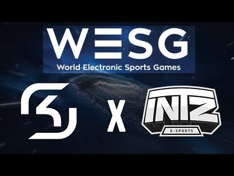 WESG Classificatório das Américas: Brasil - SK Gaming vs. INTZ (Cbble)