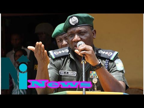 Mop-up Of Illegal Arms In Nigeria