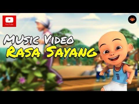 Upin & Ipin - Lagu Rasa Sayang [Music Video] [HD]
