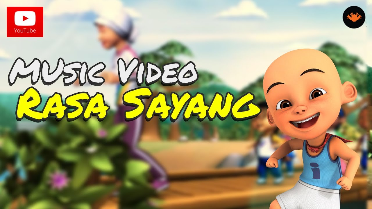 Upin Ipin Lagu Rasa Sayang Music Video HD YouTube