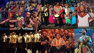 Ladysmith Black Mambazo & Soweto Gospel Choir  (2)