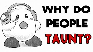 In this episode, I share my thoughts on taunting, and some of the p...