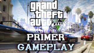 Grand Theft Auto V - Gameplay Trailer Oficial
