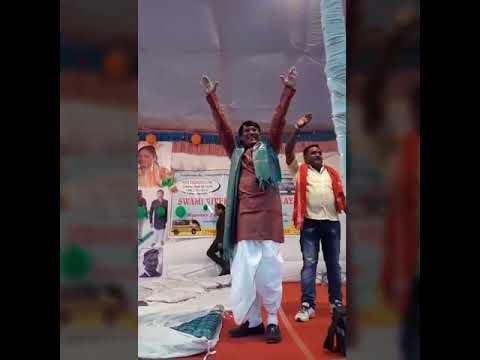 """""""बिरहासम्राट"""" का देखिये मुंबई में ग्रैंड एन्ट्री !! vijay lal yadav grand entry in mumbai"""