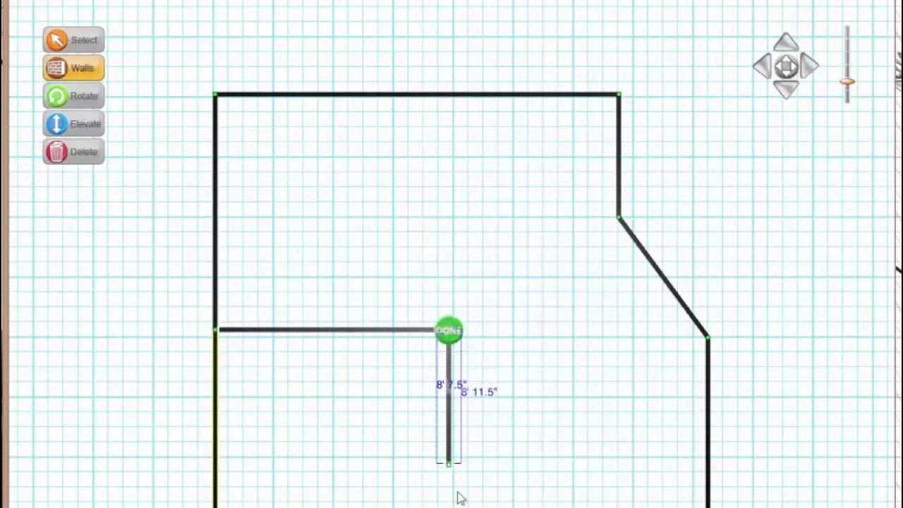 Draw A Room