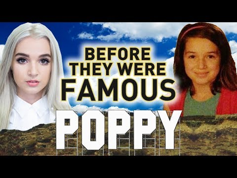 POPPY - Before They Were Famous - moriah perriera biography