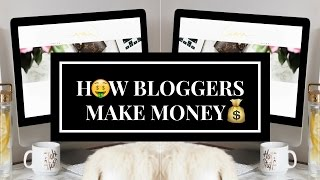 How Bloggers & Digital Influencers Make Money in 2016 | Ciara O'Doherty