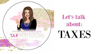 How to do Taxes with Paparazzi