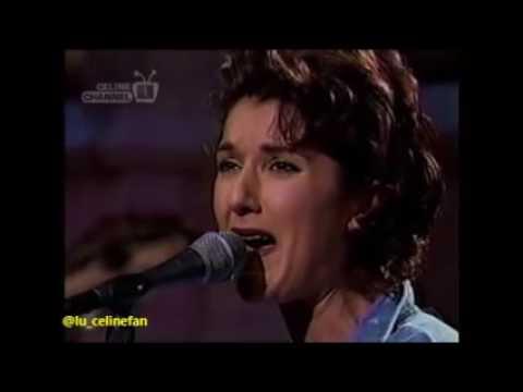 Celine Dion - River Deep Mountain High (David Letterman 1994)