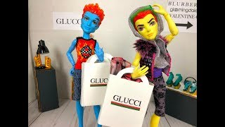Guys Day Out-  A MH/EAH Mall Day Stop Motion