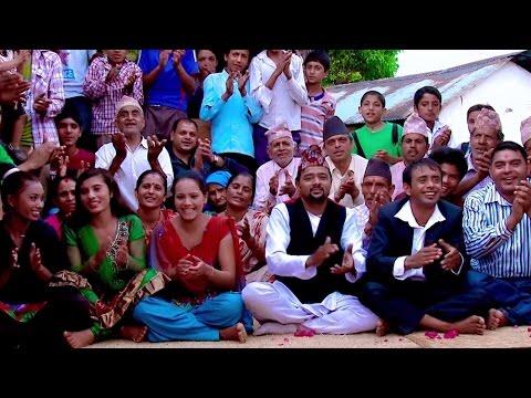 Hasam Bolam   New Nepali Typical Lokdohori Song   Yubaraj Bhusal   Durgadevi Creation