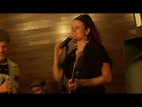 The Gig is with The Scotch Bonnets and Jade Tremba at 13.5% Wine Bar. 2019 video by John Williams
