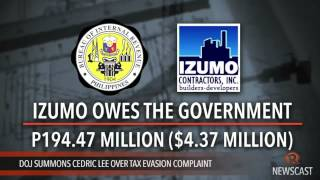 DOJ summons Cedric Lee over tax evasion complaint