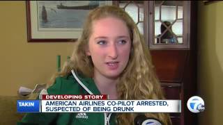American Airlines pilot allegedly drunk