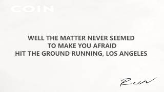 Coin - Run (Lyric Video)