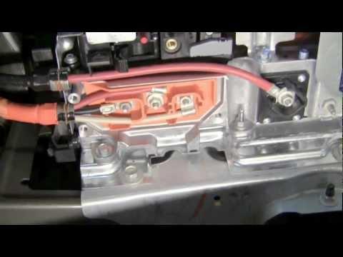2012 Buick LaCrosse eAssist Hybrid System
