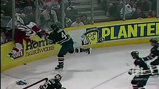 Pronger: Crushes Dan Cleary on the End Boards (2006)