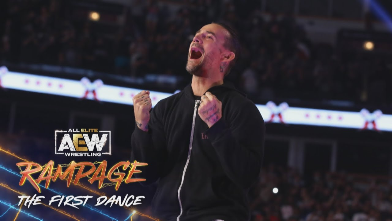 Download CM Punk Has Arrived in AEW! | AEW Rampage: The First Dance, 8/20/21