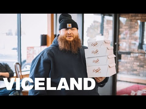 TONIGHT: Rapper Binges Through Bergen County On Viceland TV Show