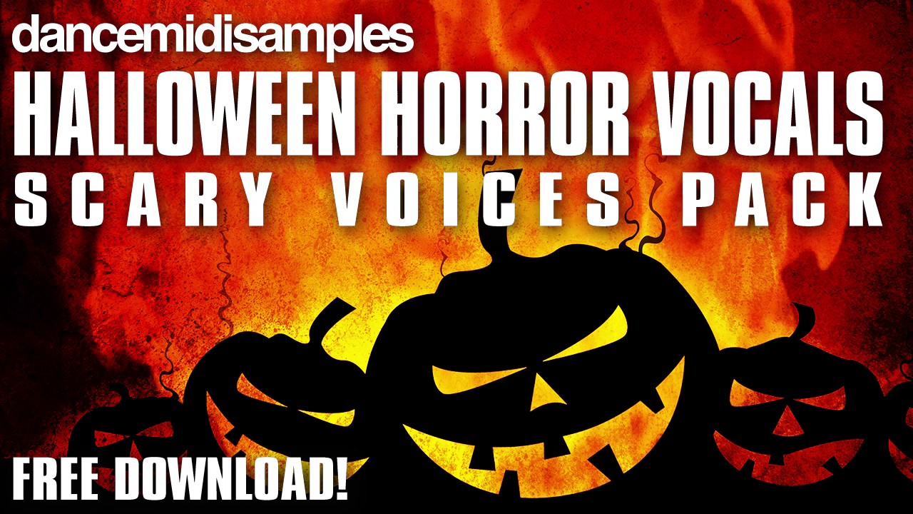 halloween sounds free horror sounds and scary voices - Free Halloween Sounds Downloads
