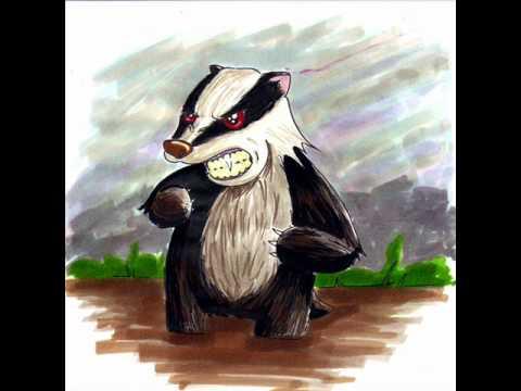 The Dead Milkmen - The Badger Song