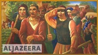 Uncertain future for Uzbekistan's avant-garde museum