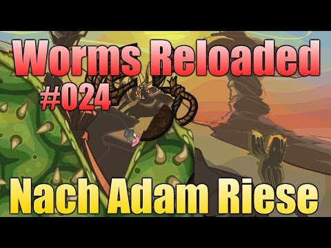 Nach Adam Riese   Worms Reloaded - #024 [Deutsch][HD] Gaming Ninjas