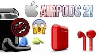 apple airpods 2 release date