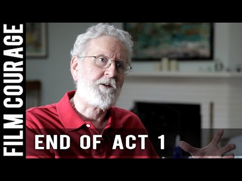 Screenwriting Structure - A FEW GOOD MEN - End Of Act 1 by Michael Hauge