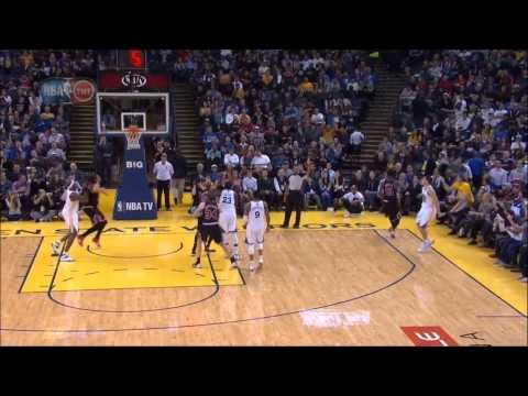 Warriors 2013-14 Season: Game 50 vs. Bulls