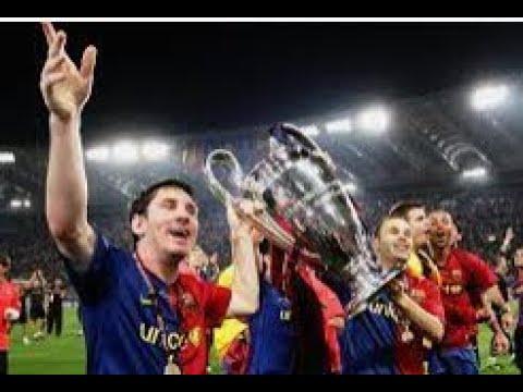 Download All Champions League finals /Toutes les finales de la Ligue des champions de 2005 à 2021 (HD)
