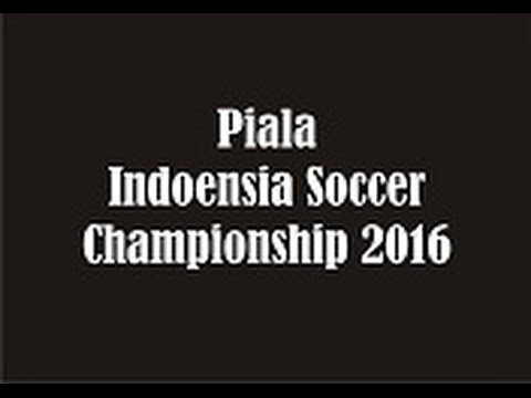 18 team Indonesia Soccer Championship 2016