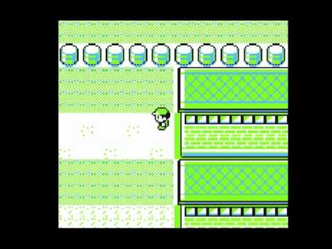 Pokemon Yellow - (How To Get Fly HM02)