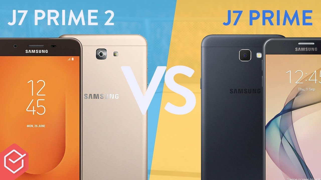 J7 PRIME 2 vs J7 PRIME - Qual a diferença? | Comparativo
