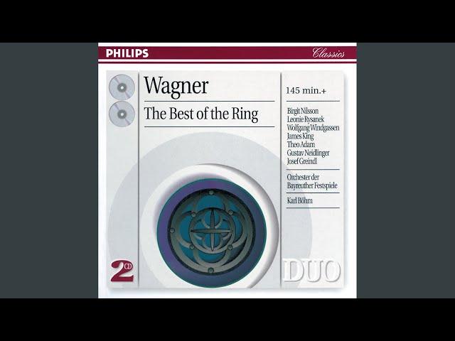 Wagner: Die Walküre, WWV 86B / Dritter Akt - Szene 1:
