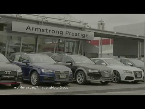 Armstrong Motor Group - Workhere New Zealand