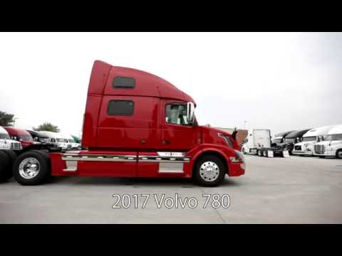 2017 Volvo 780 Lone Mountain Truck Leasing Youtube