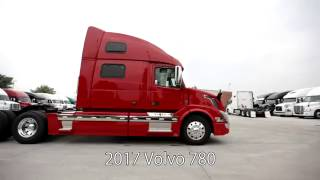 2017 Volvo 780 Lone Mountain Truck Leasing
