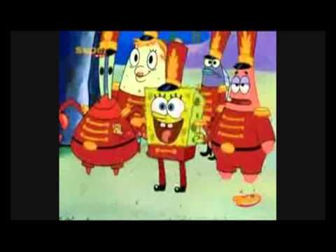Spongebob Tanzt zu right round.wmv