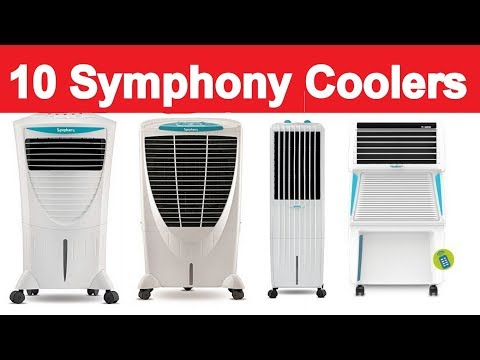 10 Best Symphony Air coolers in India 2019 Online Reviews