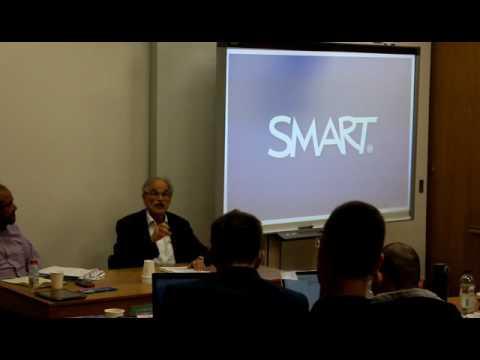 Europaeum Summer School 2016 - Nick Bunnin intro talk