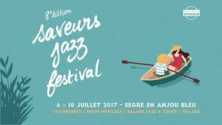 Download Saveurs Jazz 2017 - TEASER MP3 song and Music Video